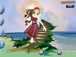 Gioca gratuitamente a Summer Fairy Dressup