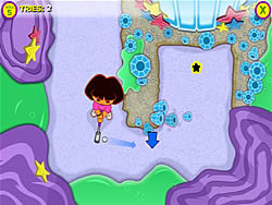 Game Dora's Star Mountain Mini-Golf