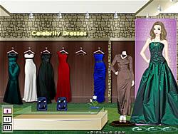 Gioca gratuitamente a Celebrity Dresses