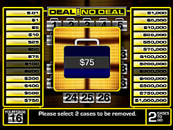 Juego Deal or No Deal 2
