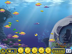 Play growing fish online for free pog com for Grow fish game
