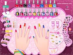 Gioca gratuitamente a Cool Manicure