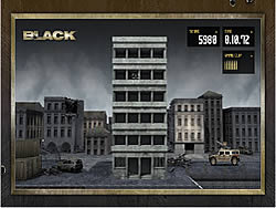 Black - Training Simulator