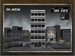 Black - Training Simulator game