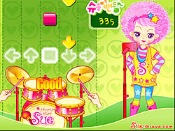 Sue Music game