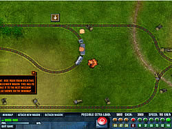 Rail of War game