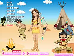 Gioca gratuitamente a American Indian Girl