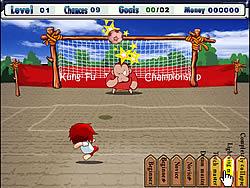 Gioca gratuitamente a Goal Shooting Master