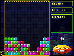 玩免费游戏 Drop Blocks