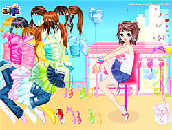 In Love Dressup game