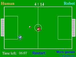 Permainan Robot Soccer