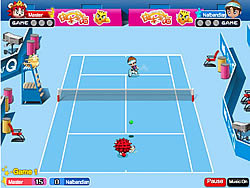 Tennis Master game