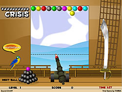 Cannonball Crisis game