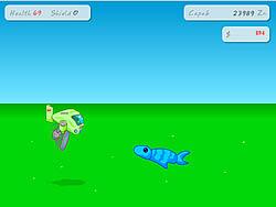 Permainan Air Fishing