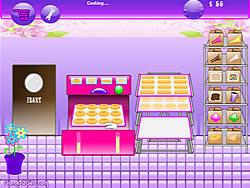 無料ゲームのDainty Doughnutsをプレイ
