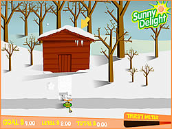 Sunny Delight Dig Out