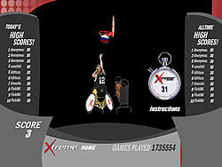 Game Xtreme Medical 3 Point Challenge