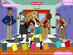 Gioca gratuitamente a Popular Girl Dressup