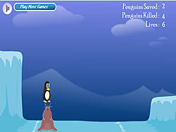 Penguin Rescue jeu