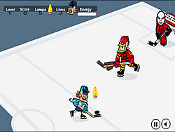 Jouer au jeu gratuit Slapshot Mania