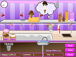 Game Kairi's Ice Cream Shoppe