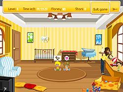 Super Baby Sitter oyunu