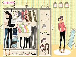 Gioca gratuitamente a What should i wear 5