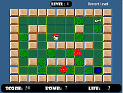 Bomber Kid Game game