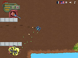 Mechanical Commando game