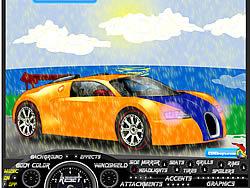 Juego Pimp My Bugatti