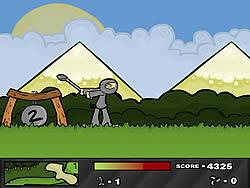 Ninja Golf game