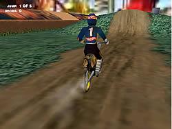 Juega al juego gratis MotoX