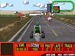 Kart Race игра