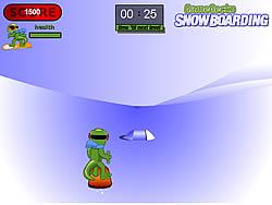 Game Snowboarding