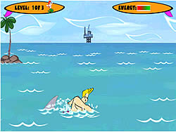 Spielen Sie das Gratis-Spiel  Johnny Bravo and the Bodacious Mermaid