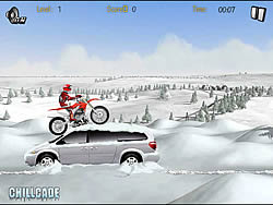 Game Winter Rider