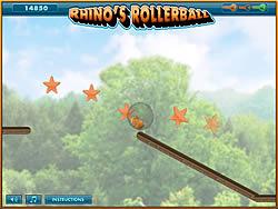 Rhino's Rollerball game