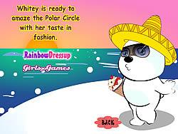 Baby Polar Bear Dress Up