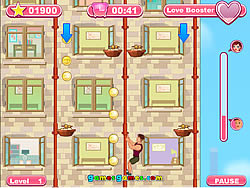 Game Climbing for Love