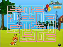 Maze Game - Game Play 25