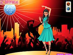 Gioca gratuitamente a Dance Hall Queen