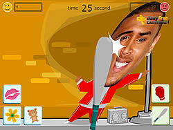 Chris Brown Punch game
