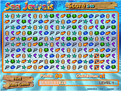 Sea Jewel game