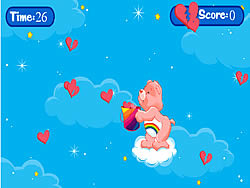 Care Bears - Happy Hearts Game game