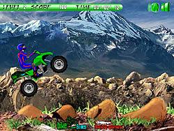 Juego ATV Race