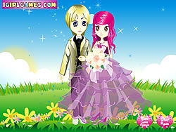 Juego Sweet Spring Wedding