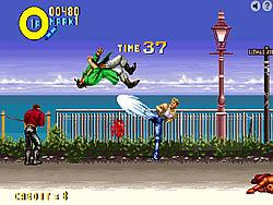 Permainan Karate Blazers