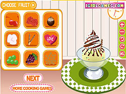 Game Cool Ice Cream Maker