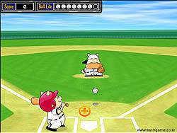 無料ゲームのBaseball Shootをプレイ