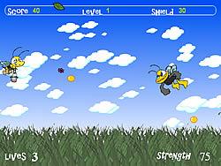 The Great Honeybee Heist